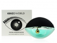 ТЕСТЕР KENZO WORLD EDT FOR WOMEN 75 ML