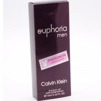 CK EUPHORIA FOR MEN PARFUM OIL 10ml