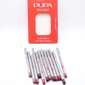 Pupa карандаши, 12 штук, цветные