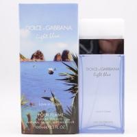 DOLCE & GABBANA LIGHT BLUE LOVE IN CAPRI FOR WOMEN EDT 100ml