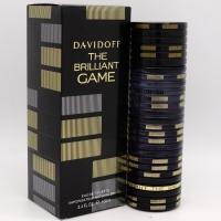 DAVIDOFF THE BRILLIANT GAME FOR MEN EDT 100ml