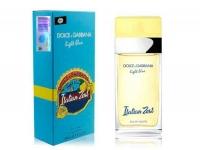 ОРИГИНАЛ DOLCE & GABBANA LIGHT BLUE ITALIAN ZEST 100ml W