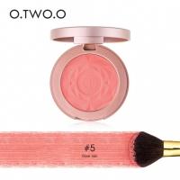 РУМЯНА КОМПАКТНЫЕ O.TWO.O Rose Rain - № 5