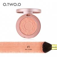 РУМЯНА КОМПАКТНЫЕ O.TWO.O Wild camellia - № 1