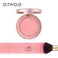 РУМЯНА КОМПАКТНЫЕ O.TWO.O Pink Lover - № 3