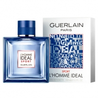 GUERLAIN L'HOMME IDEAL SPORT FOR MEN EDT 100ml