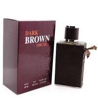 Dark BROWN orchid eau de parfum  Восточный