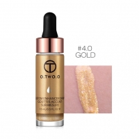 ХАЙЛАЙТЕР O.TWO.O CUSTOM ENHANCE DROPS 15ml - GOLD №4