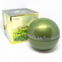 LEIYA КРЕМ-ЛИФТИНГ  'ДЛЯ  ЛИЦА  С ЭКСТРАКТОМ ЗЕЛЕНОГО ЧАЯ' GREEN TEA LIFTING CREAM 85 ml