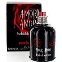 CACHAREL AMOR AMOR FORBIDDEN KISS FOR WOMEN  100ml