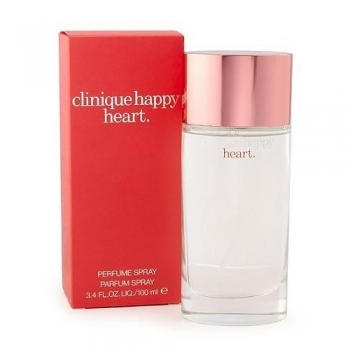 СLINIQUE HAPPY HEART FOR WOMEN EDT 100ml