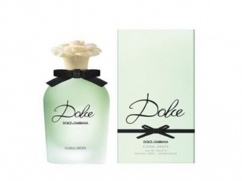 DOLCE & GABBANA DOLCE FLORAL DROPS FOR WOMEN EDT 75ml