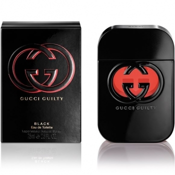 GUCCI GUILTY BLACK FOR WOMEN EDT 75 ml