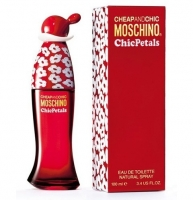 MOSCHINO CHEAP AND CHIC CHICPETALS FOR WOMEN EDT 100ml