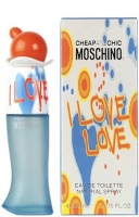 MOSCHINO CHEAP AND CHIC I LOVE LOVE FOR WOMEN EDT 100ml