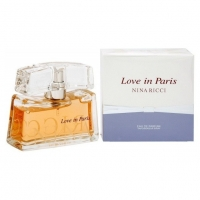 NINA RICCI LOVE IN PARIS FOR WOMEN EDT 80ml