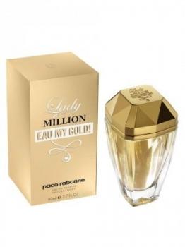 PACO RABANNE LADY MILLION EAU MY GOLD FOR WOMEN EDT 80ml