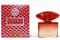 VERSACE CRYSTAL ONLY RED FOR WOMEN EDT 90ml