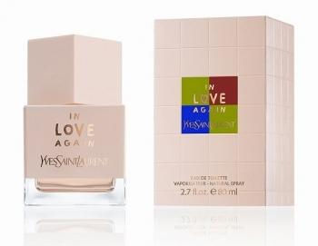 YSL IN LOVE AGAIN FOR WOMEN EDT 80ml