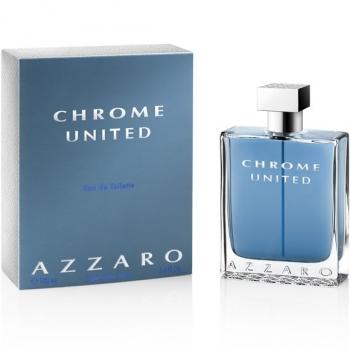 Azzaro CHROME UNITED FOR MEN EDT 100ml