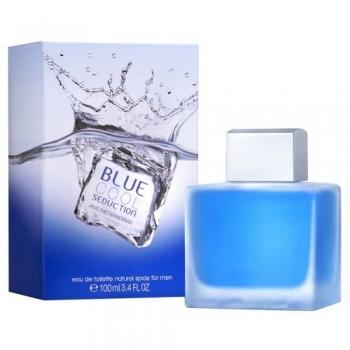 ANTONIO BANDERAS BLUE COOL SEDUCTION EDT FOR MEN 100ML