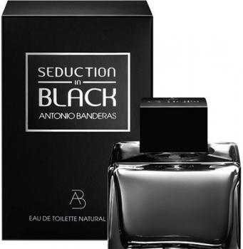 ANTONIO BANDERAS SEDUCTION IN BLACK EDT FOR MEN 100ML