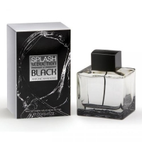ANTONIO BANDERAS SPLASH SEDUCTION IN BLACK EDT FOR MEN 100ML
