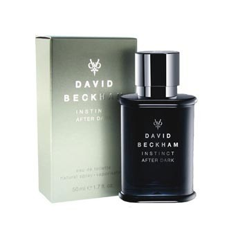 "David Beckham ""Instinct After Dark"" for men 100ml"