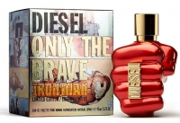 DIESEL ONLY THE BRAVE IRON FOR MEN EDT 75ml