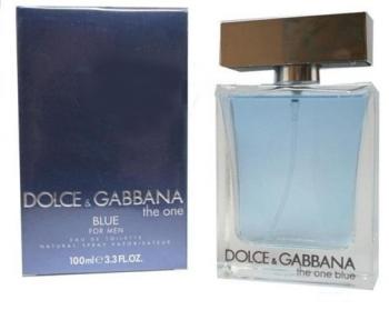 DOLCE & GABBANA THE ONE BLUE FOR MEN EDT 100ml