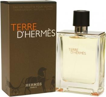 HERMES TERRE D' HERMES FOR MEN EDT 100ml