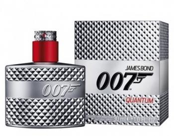 JAMES BOND QUANTUM 007 FOR MEN EDT 75ml
