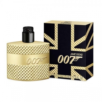 """Туалетная вода James Bond """"Gold 007"""" 75ml"""
