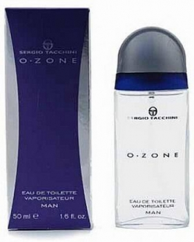 "Sergio Tacchini ""O-zone Man"" 50 ml"