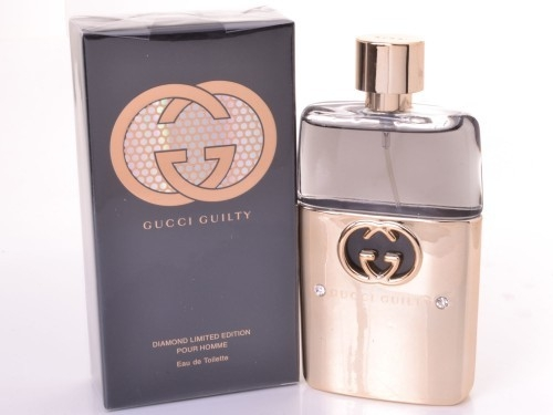 38fb0b36a5c Купить женские духи GUCCI GUILTY DIAMOND LIMITED EDITION FOR MEN EDT ...