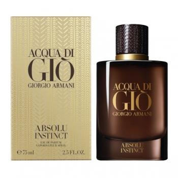 GIORGIO ARMANI ACQUA DI GIO ABSOLU INSTINCT FOR MEN EDP 100ml