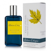 ATELIER COLOGNE CITRON d'ERABLE UNISEX COLOGNE ABSOLUE 100ml