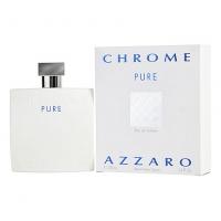 AZZARO CHROME PURE FOR MEN EDT 100ml