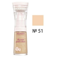 ТОНАЛЬНЫЙ КРЕМ BOURJOIS FLOWER PERFECTION 30ml - №51