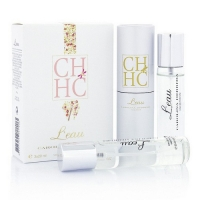 CH CH L'EAU FOR WOMEN EDT 3x20ml