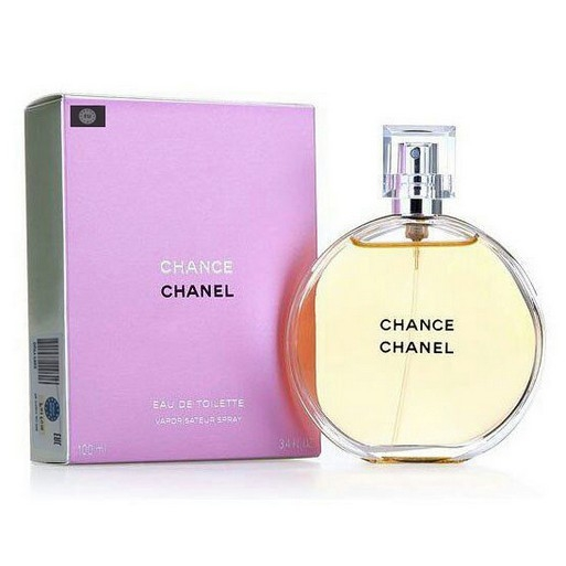оригинал Chanel Chance Eau De Toilette For Women 100ml купить оптом