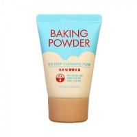 Очищающая пенка для снятия ББ-крема с содой Etude House Baking Powder B.B Deep Cleansing Foam 30 мл