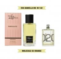 EVA DANIELLA № 142 (MOLECULE 02 ORANGE) УНИСЕКС 100 ml