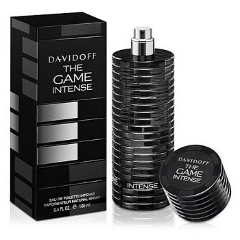 DAVIDOFF THE GAME INTENSE FOR MEN EDT 100ml