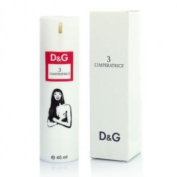D&G 3 L`IMPERATRICE FOR WOMEN EDT 45ml
