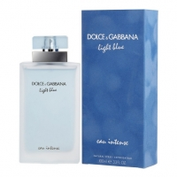 DOLCE & GABBANA LIGHT BLUE EAU INTENSE FOR WOMEN 100ml