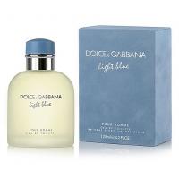 DOLCE & GABBANA LIGHT BLUE FOR MEN EDT 125ml