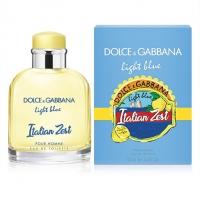 DOLCE & GABBANA LIGHT BLUE ITALIAN ZEST FOR MEN EDT 125ml