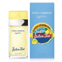 DOLCE & GABBANA LIGHT BLUE ITALIAN ZEST FOR WOMEN EDT 100ml