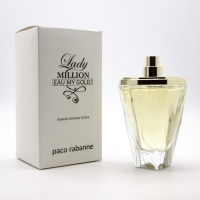 ТЕСТЕР PACO RABANNE LADY MILLION EAU MY GOLD! EDT 80ml